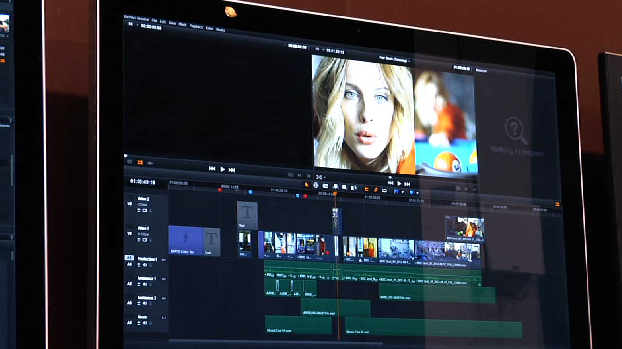 BSVP On-Site: Blackmagic DaVinci Resolve