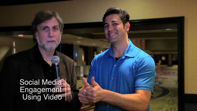 Social Media Engagement Using Video