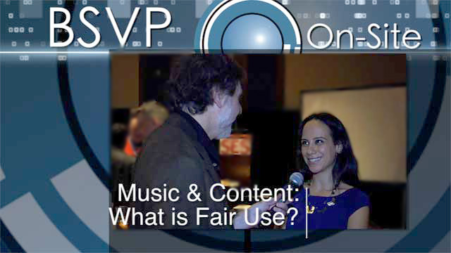 Music & Content: What is Fair Use