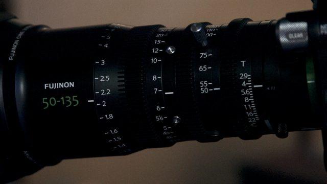 New Fujinon MK50-135mm cinema lens