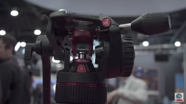 BSVP On-Site: Tech – Manfrotto Nitrotech new design tripod head